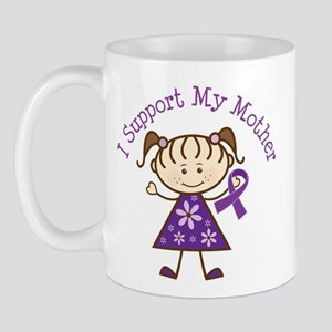Alzheimers Support Mother Mug