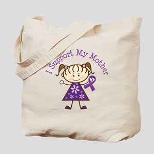 Alzheimers Support Mother Tote Bag