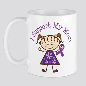Alzheimers Support Mom Mug