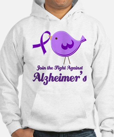 Alzheimers Join the Fight Hoodie