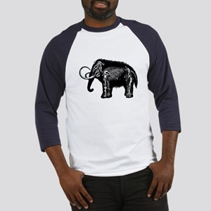 Woolly Mammoth Baseball Jersey