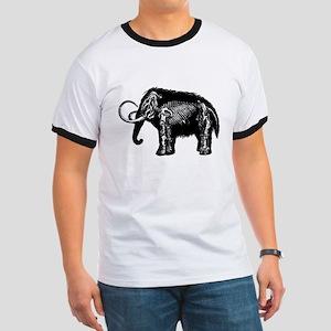 Woolly Mammoth Ringer T