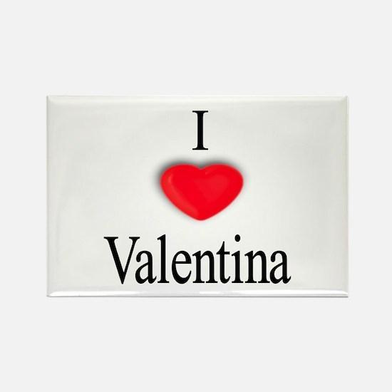 Valentina Rectangle Magnet
