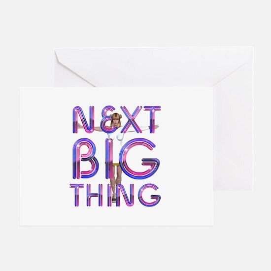 Next Big Thing Greeting Card