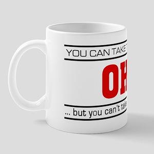 'Girl From Ohio' Mug