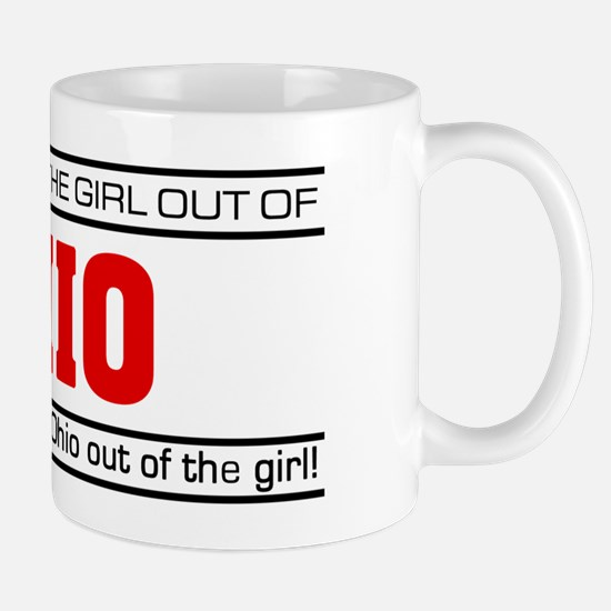 'Girl From Ohio' Mug