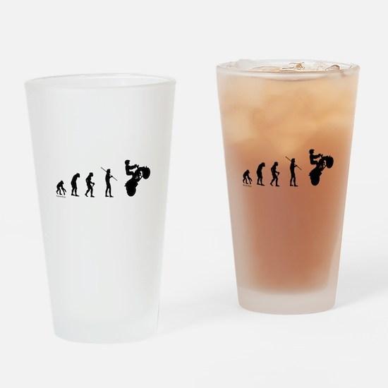 ATV Evolution Drinking Glass