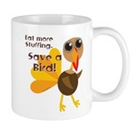 Save a Turkey Mug