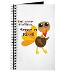Save a Turkey Journal