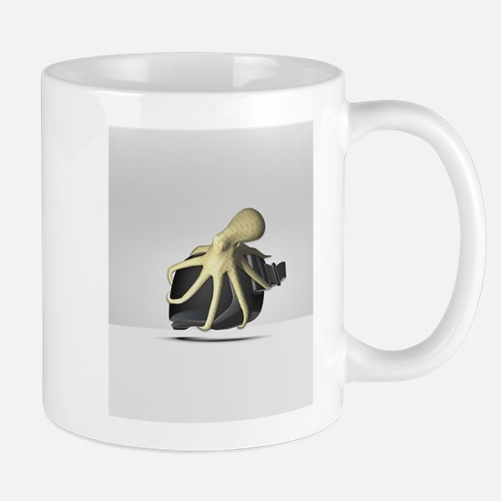 Oculus Octopus Mugs