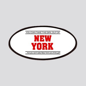 'Girl From New York' Patches