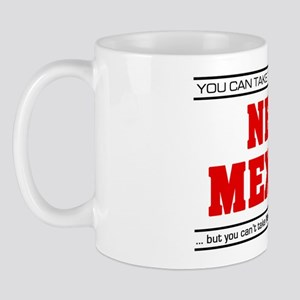 'Girl From New Mexico' Mug