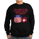 The Oligarchy Sweatshirt (dark)