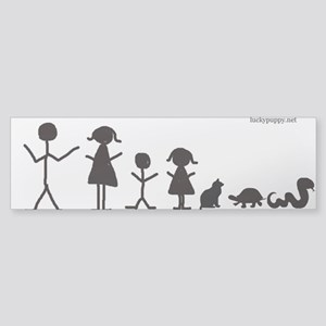 Family Sticker (Bumper)