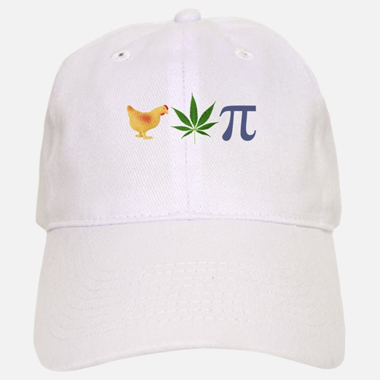 Chicken Pot Pi Pie Baseball Baseball Cap