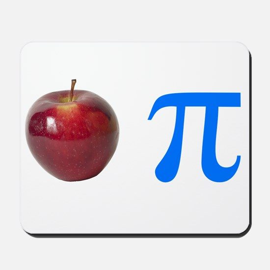 Apple Pi Pie Mousepad