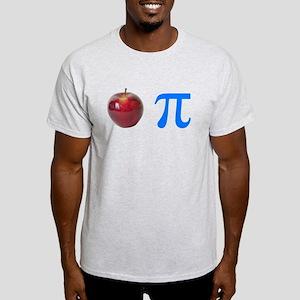 Apple Pi Pie Light T-Shirt