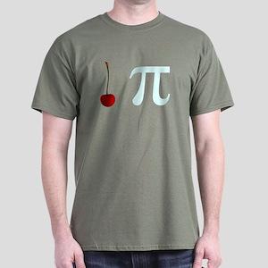 Cherry Pie Pi Dark T-Shirt