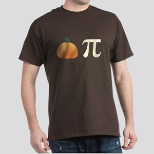 Pumpkin Pi Pie Dark T-Shirt