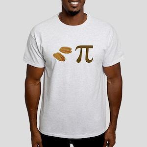 Pecan Pie Pi Light T-Shirt