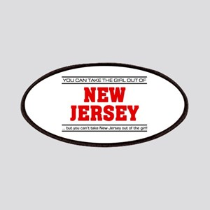 'Girl From New Jersey' Patches