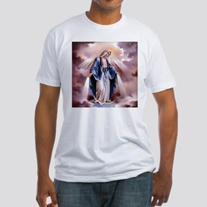 Our Lady Fitted T-Shirt