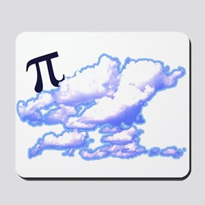 Pie Pi In The Sky Mousepad