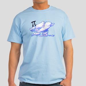 Pie Pi In The Sky Light T-Shirt