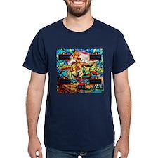 Gottlieb® Dragon Pinball Dark T-Shirt
