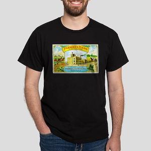 Wisconsin Beer Label 3 Dark T-Shirt