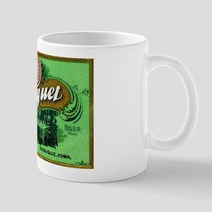 Iowa Beer Label 3 Mug