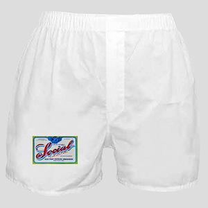Nebraska Beer Label 3 Boxer Shorts
