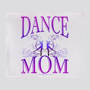 Dance Mom Throw Blanket