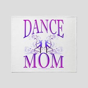 Dance Mom Throw Blanket