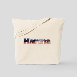 American Karma Tote Bag
