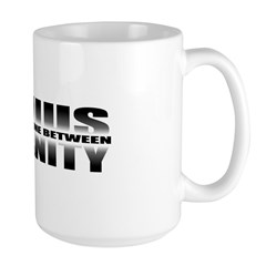 Insane Genius Large Mug