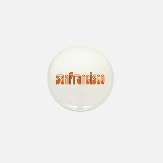 SF MUNI Mini Button