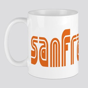 SF MUNI Mug
