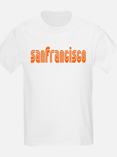 SF MUNI Kids T-Shirt