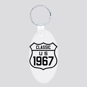Classic US 1967 Keychains