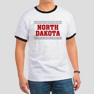 'Girl From North Dakota' Ringer T