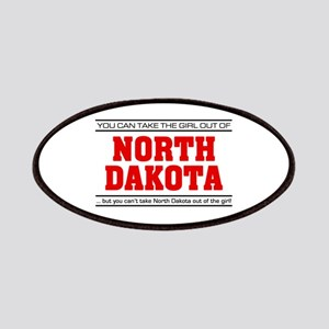 'Girl From North Dakota' Patches