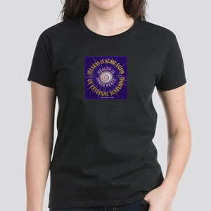 ACIM-Health is Inner Peace Women's Dark T-Shirt