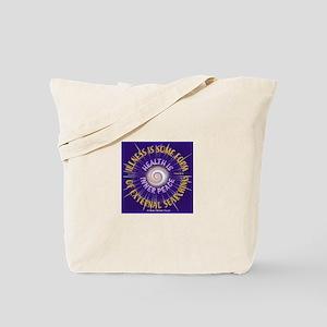 ACIM-Health is Inner Peace Tote Bag