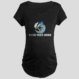 CUSTOMIZABLE DORADO Maternity Dark T-Shirt