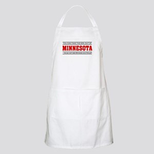 'Girl From Minnesota' Apron