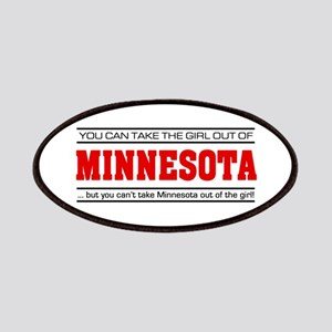 'Girl From Minnesota' Patches