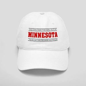 'Girl From Minnesota' Cap