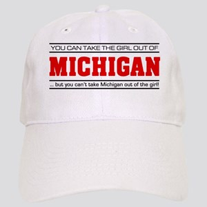 'Girl From Michigan' Cap