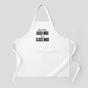 The Only Good War is a Class War Apron